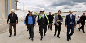 Aşkale'deki maden şirketi 30 milyon dolarlık ihracat hedefliyor