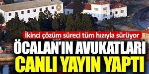 Öcalan'ın avukatlarından yeni açıklama!