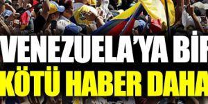 ABD'den Venezuela'ya boykot kararı