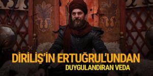 Engin Altan Düzyatan'dan Diriliş Ertuğrul dizisine veda mesajı!