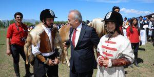 Erzurum MYO Atlı Mezuniyet töreni düzenledi