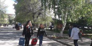 Öğrencilerden final sınavları öncesi bayram seyahati