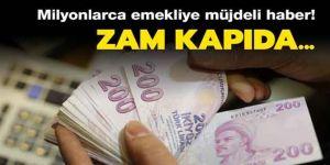 Emekliye temmuzda 323 lira zam