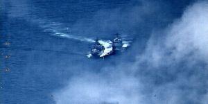 Rus ve ABD savaş gemileri birbirine giriyordu!
