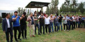 Ayvalı Köyü'nde festival coşkusu