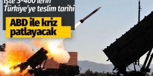 Kremlin S-400 açıklaması! Türkiye'ye teslim edileceği tarih belli oldu