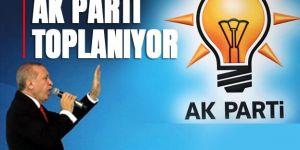AK Parti bu akşam toplanıyor