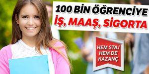 100 bin öğrenciye 2 bin 500 TL cep harçlığı
