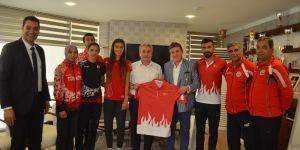 Erzurum atletizminde üssü