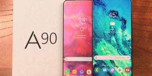 Samsung Galaxy A90 geliyor!