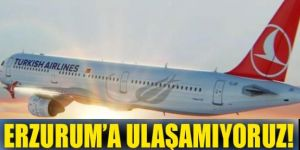 Erzurum'un uçak sorunu TBMM gündeminde