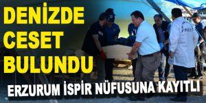 Erzurumlu Yılmaz Mürsel'in cesedi denizde bulundu