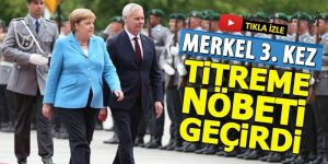 Sadece Merkel değil tüm Almanya titreme krizinde!