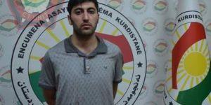 Erbil saldırganı terörist Mazlum Dağ yakalandı!