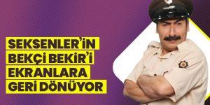 Seksenler dizisinin Bekçi Bekir'i 'Neler Oluyor Hayatta' programı ile ekranlara geri dönüyor!