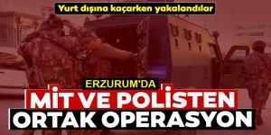Terör örgütü PKK'ya MİT ve polisten ortak operasyon