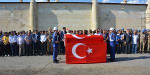 Jandarma Uzman Çavuş Karahan, son yolculuğuna uğurlandı
