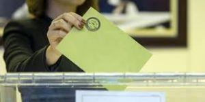 31 Mart seçimi iptal olunca yeniden sandığa gidildi!