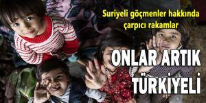Suriyeliler' araştırmasında çarpıcı rakamlar
