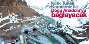 Rize ile Erzurum arası 220 kilometreye düşecek