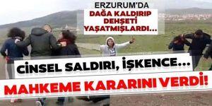 Erzurum'da o dava sonuçlandı?
