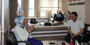 Taşkesenlioğlu Ban, İHA Erzurum Bölge Müdürlüğünü ziyaret