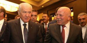 MHP Genel Başkanı Bahçeli Erzurum'da