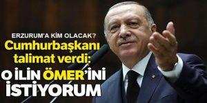 Erzurum'un Ömer'i kim olacak?