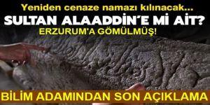 Alaaddin Keykubat Erzurum'da defnedilmiş!