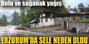 Erzurum'da Felaketin büyüklüğü gün ağarınca ortaya çıktı
