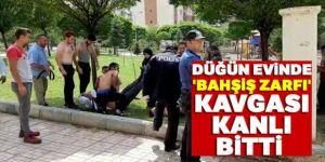 Erzurum'da bahşiş kavgası kanlı bitti