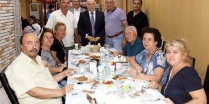 Başkan Sekmen, Tekirdağlılarla buluştu