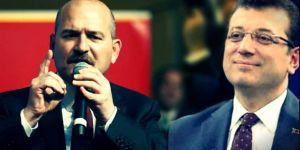 Süleyman Soylu'dan Ekrem İmamoğlu'na sert sözler