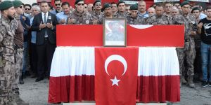 Şehit Tufan Kansuva, Ankara'da toprağa verildi