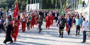 """""""Uluslararası Tarihi İspir Panayırı"""" başladı"""
