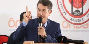 AK Parti Genel Başkan Yardımcısı Nurettin Canikli'den dikkat çeken imam hatip sözleri