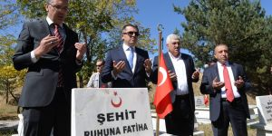 Erzurum'da Gaziler Günü kutlandı