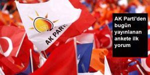 Özhaseki, 'Erdoğan'ın oy oranı yüzde 39.1' diyen araştırmayı yorumladı