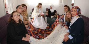 Türkiye Odalar ve Borsalar Birliği İl Kadın Girişimciler Oltu'yu pilot bölge seçti