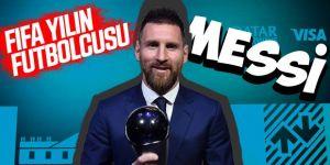 Messi 6. kez en iyi futbolcu