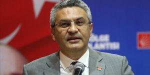 CHP Genel Başkan Yardımcısı Salıcı Erzurum'da