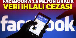 Facebook'a para cezası verildi