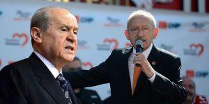 MHP Lideri Bahçeli, Kılıçdaroğlu'nun dokunulmazlığının kaldırılmasını istedi