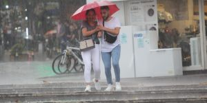 Doğu'da 3 ilde sağanak yağış uyarısı