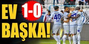 Erzurumspor: 1 - Altınordu: 0