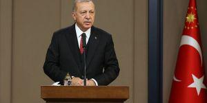 Cumhurbaşkanı Erdoğan: ABD'nin bölgeden çekilme süreci başladı