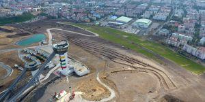 Kiremitlik Tepe'ye Büyükşehir dokunuşu