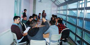 Öğrenci konseyinden anlamlı yardım kampanyası
