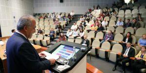 Atatürk Üniversitesi'nde küresel ısınmaya dikkat çekildi
