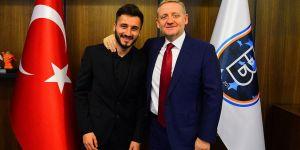 Enver Cenk Şahin Medipol Başakşehir'de idmanlara çıkacak